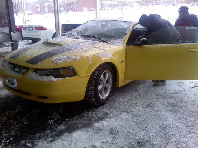 Courtesy Ford Altoona Pa >> Bryan's Mustang