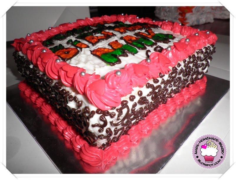 Birthday Cake Dubai Marina
