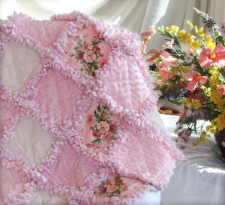 Baby Girl Rag Quilt Patterns Sewing Patterns For Baby