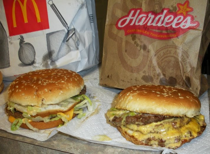Fast Food Vs Casual Dining Economy