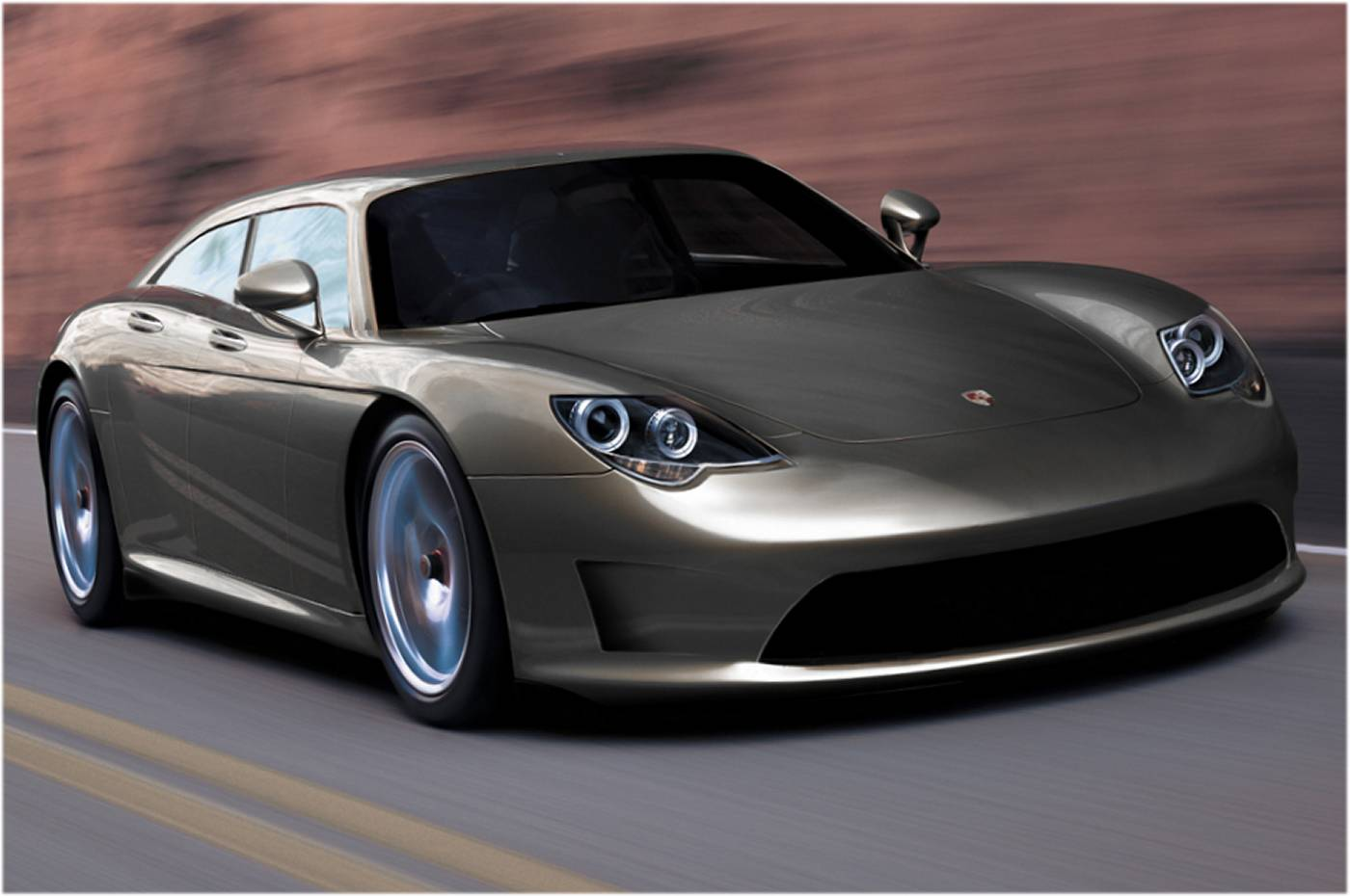 2010 Porsche Panamera Review,and Photos