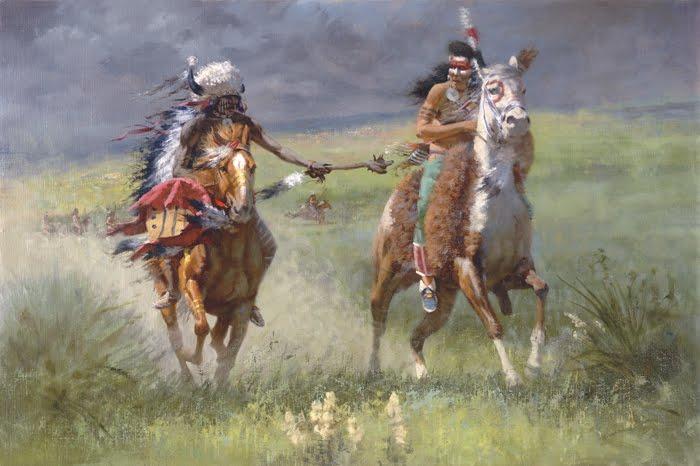warrior native plain american - photo #15
