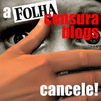 A Folha Censura Blogs