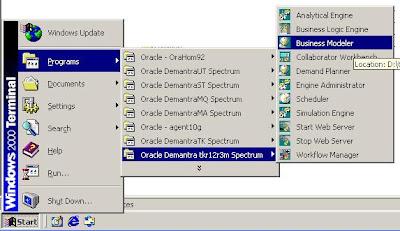 Applications DBA Arena: R12 Demanta - Integration Part IV