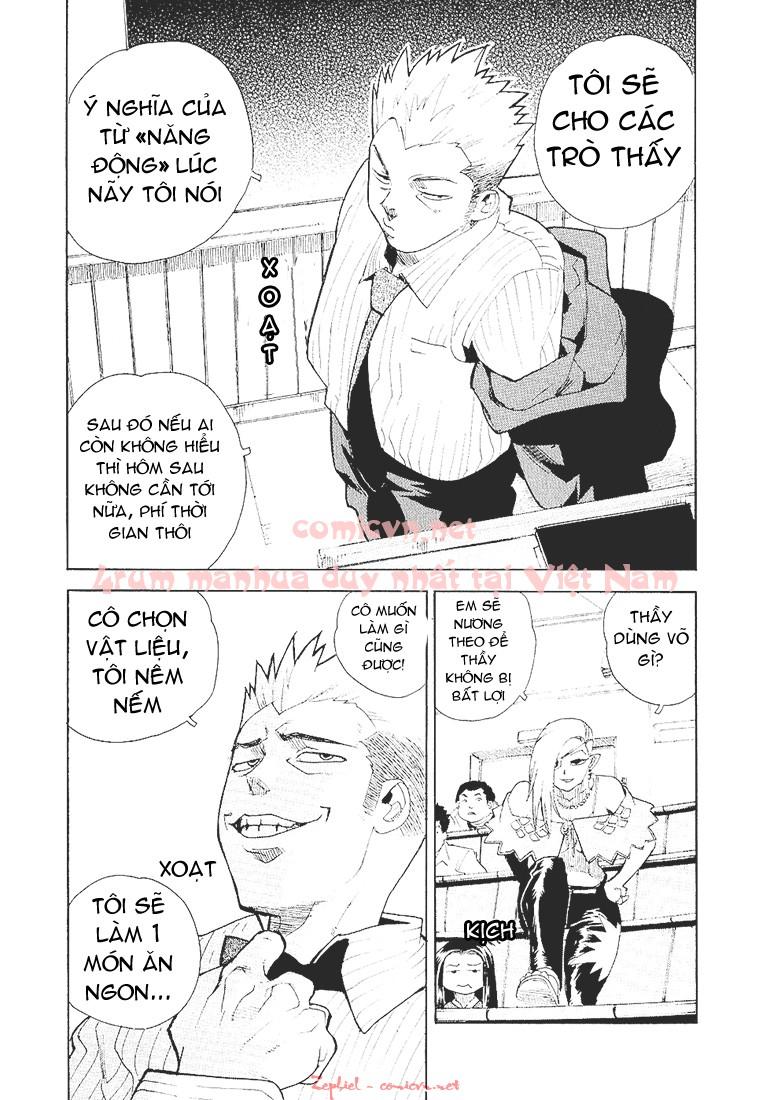 Aiki chap 27 - Trang 13