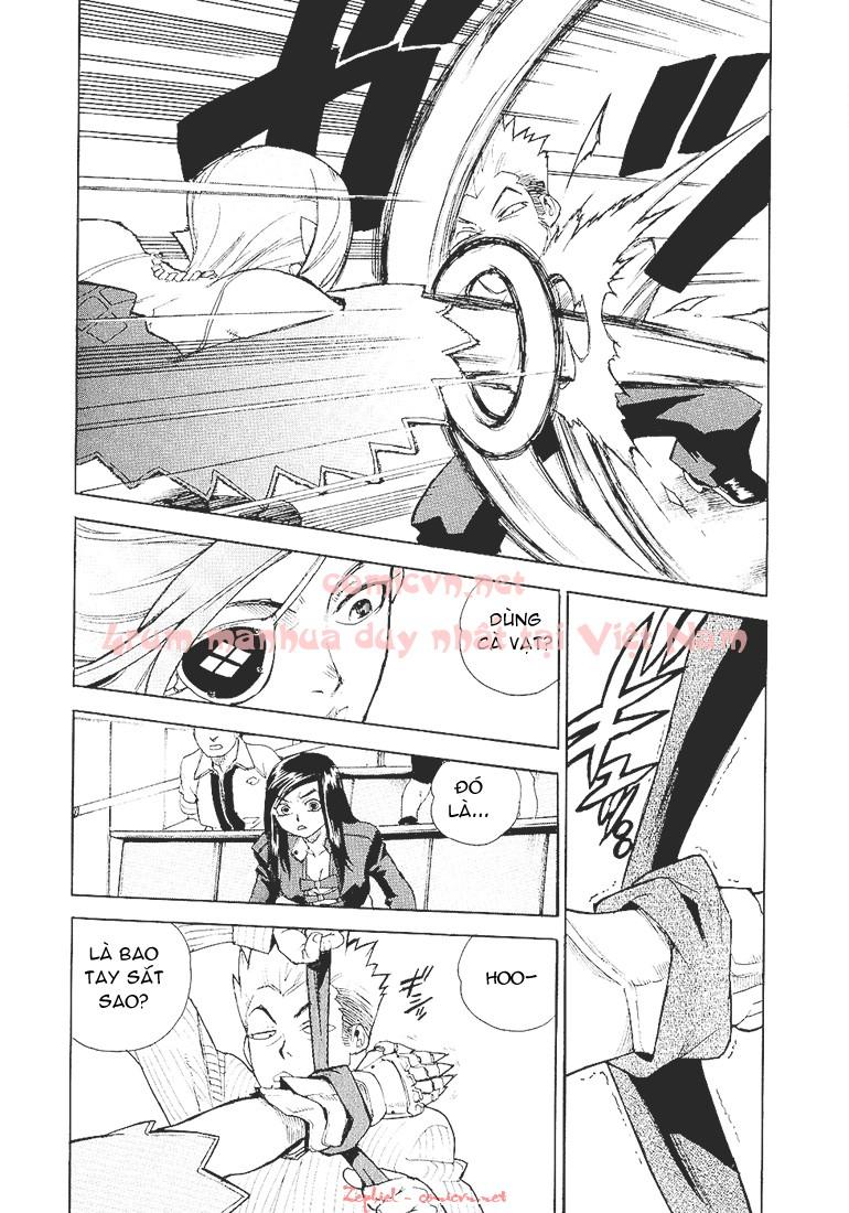 Aiki chap 27 - Trang 15