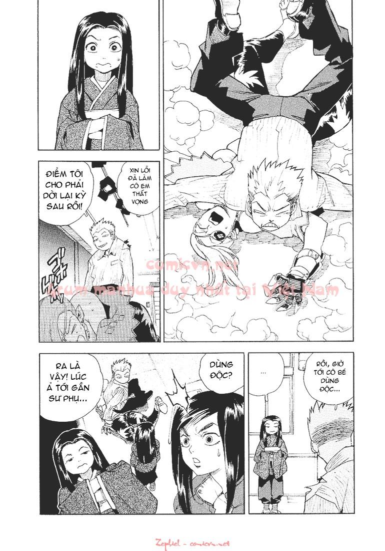 Aiki chap 27 - Trang 24