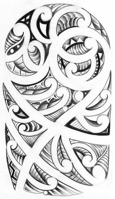 Maori Tattoo Design Meanings