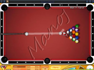 Deluxe Games Pool