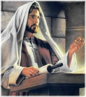 Resultado de imagen de Jesucristo enseña en la sinagoga
