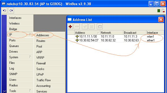 Step by step Setting and Configuration Access Point on Mikrotik