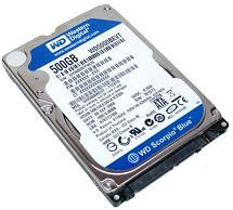hard drive notebook