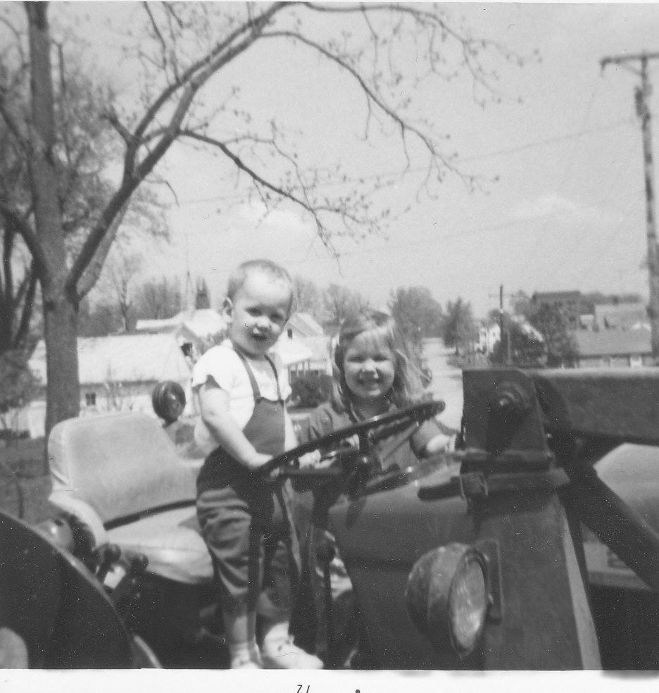 Happy Birthday Brother Pat! - Julie Lefebure