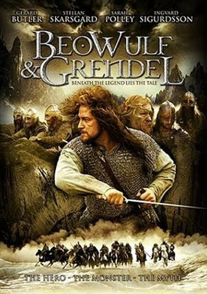 My Favourite Books: Beowulf and Grendel - Movie Review