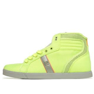 DC Shoes Xander TX Fluorolime