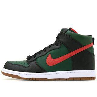 Nike Dunk Hi Supreme Spark LE 375378-361