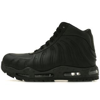 Nike Foamposite Boot 333791-001