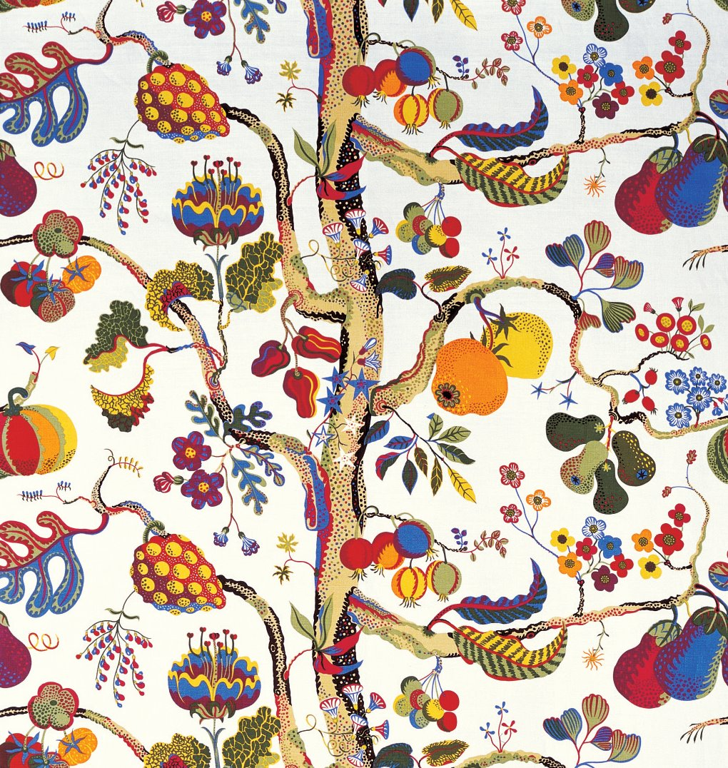 vegetable tree, josef frank