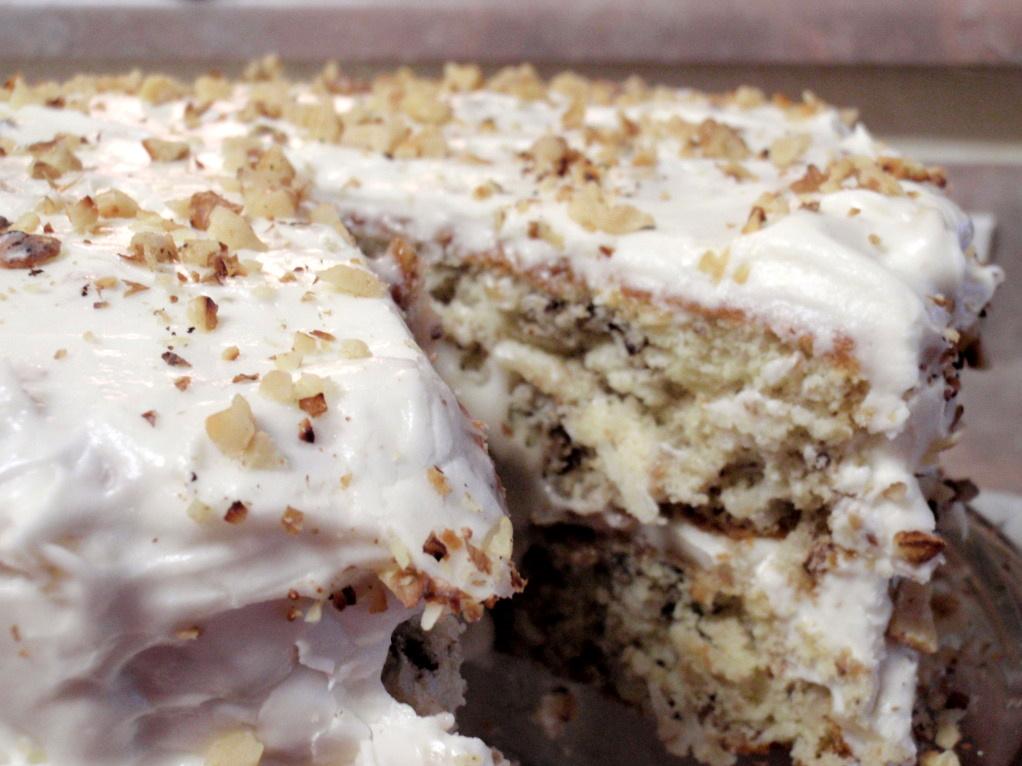 Incredibly Delicious Italian Cream Cake Recipe Dishmaps
