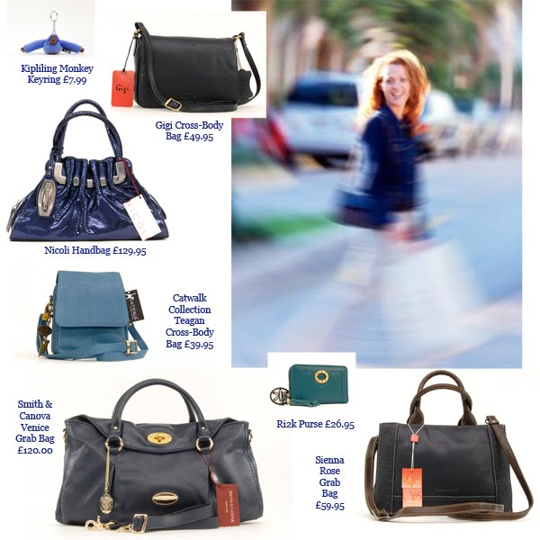 Every Should Have A Dark Blue Or Navy Coloured Leather Handbag In Her Wardrobe Simply Because These Colours Go With Most Outfits