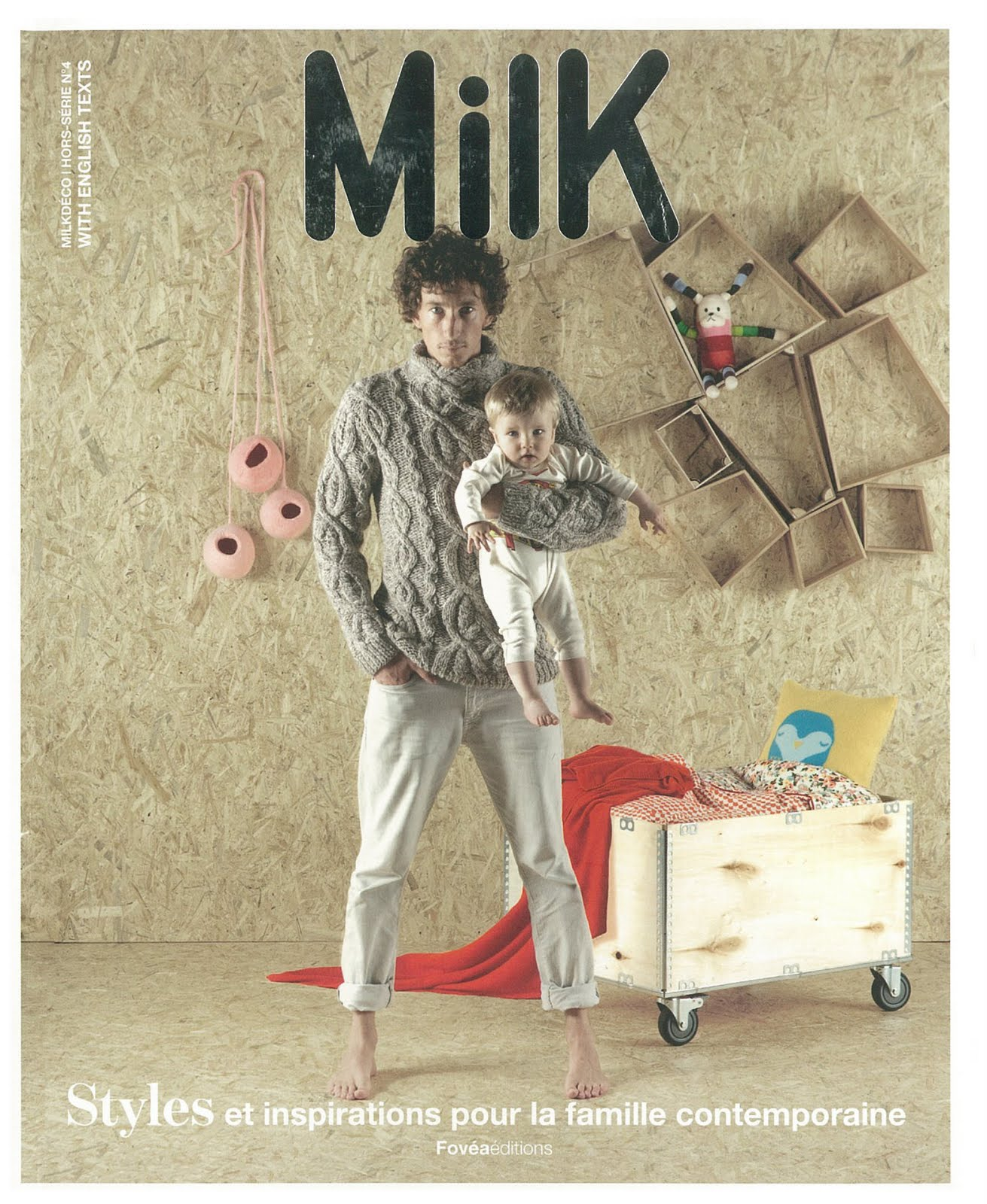 Favourite Things By Ferm LIVING: MILK MAGAZINE