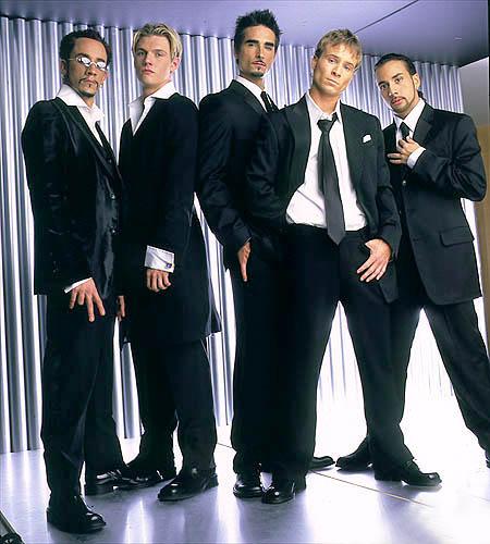Ha megszólal a rádióban a Backstreet Boys, azonnal dúdolom