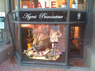 94ecbbf6170 The Beantown Bloggery  1000 Words - Agent Provocateur (Before   After)