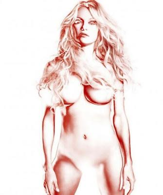 naked pamela anderson