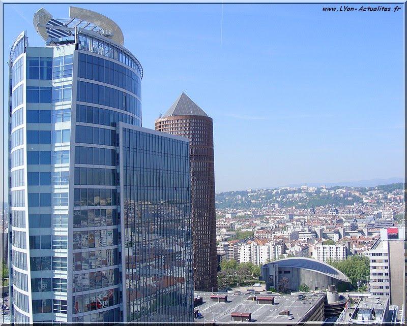 skyline+Lyon