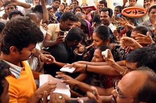 VIJAY - The Heart Stealer: Vijay Fans Meet Images !!!