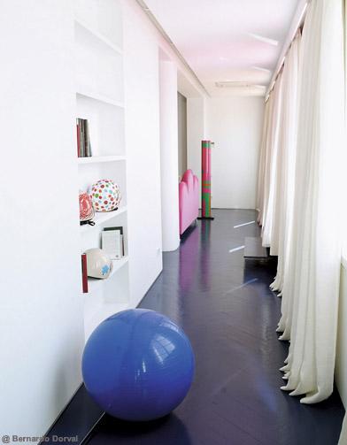 Idee Interieur Maison: Décoration Couloir