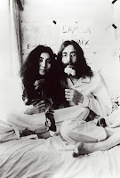 John Lennon Give Chance Peace Yoko Onno