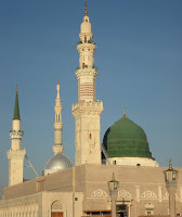 Prophet's Mosque in Medina