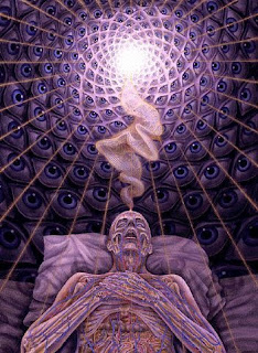Alex Grey, Death