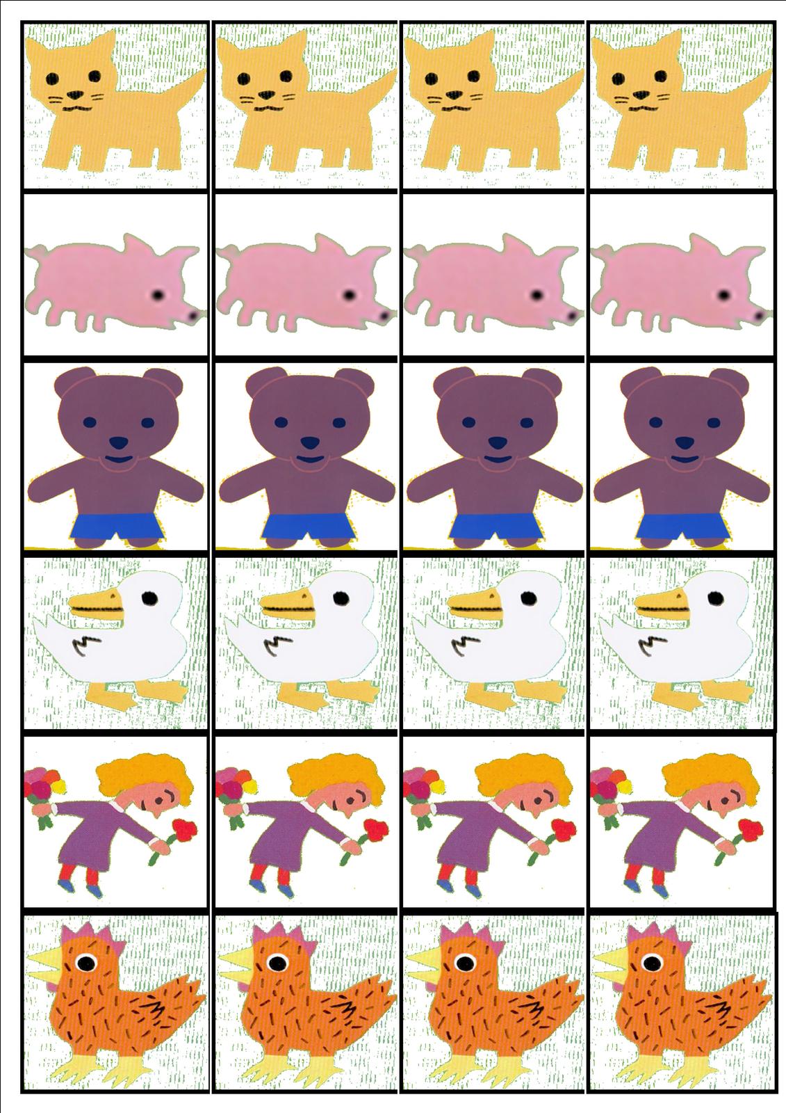 La Petite Poule Rousse Maternelle : petite, poule, rousse, maternelle, Petite, école, Prairie, Maternelle, Naternelle, Travail, Poule, Rousse