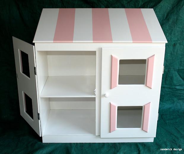Desk Wooden Dollhouse Furniture Patterns Diy