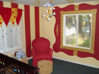 Decorating theme bedrooms - Maries Manor: circus bedroom ...