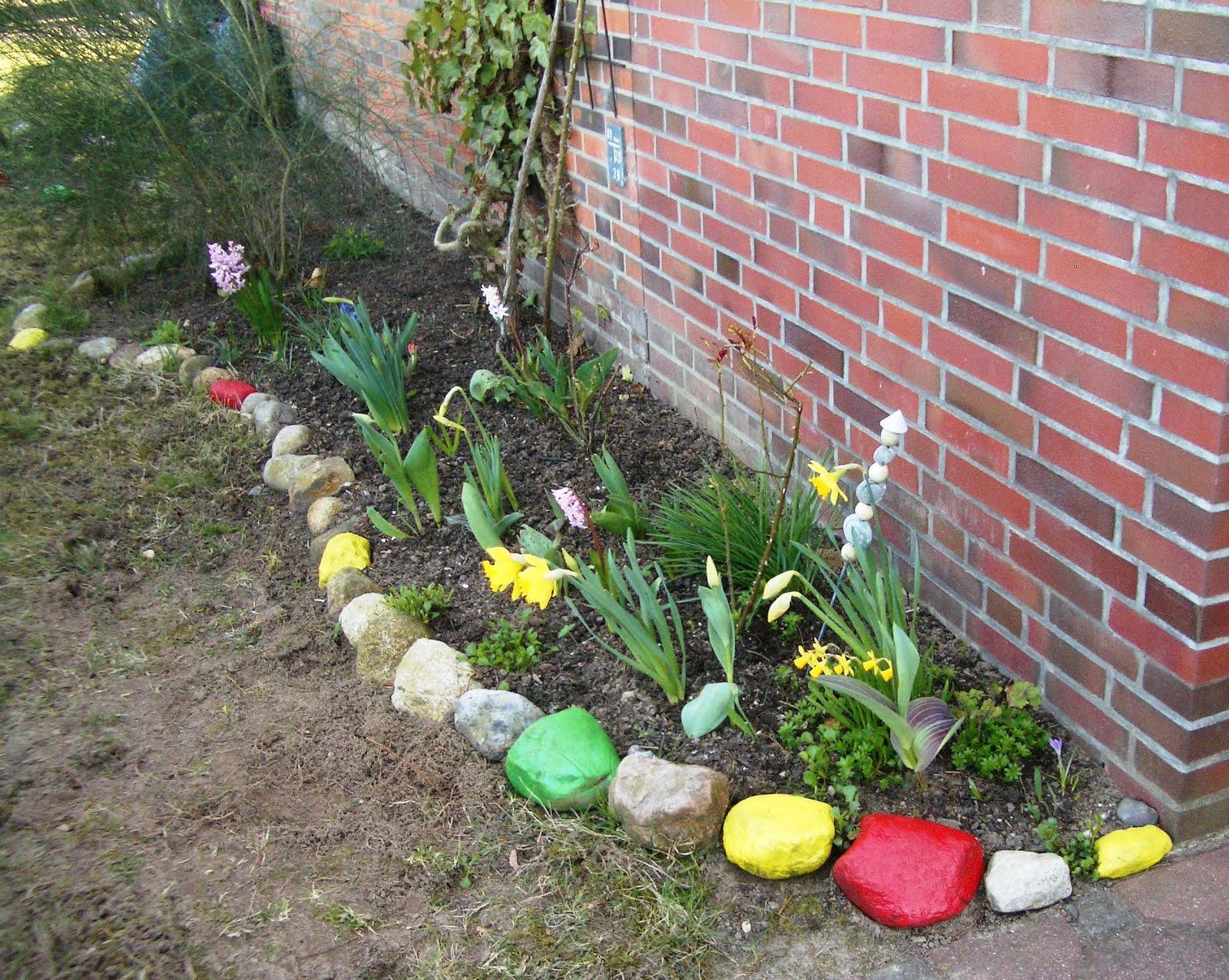 Schön Garten Steine Ideen