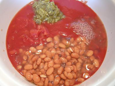 Christy's Crock Pot Chili