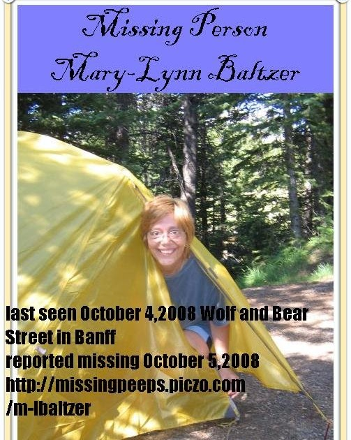 Missing Mary Pickford Part Two The Famous Player: Highway Of Tears: Missing Person Mary-Lynn Baltzer