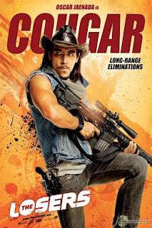 The Losers Oscar Jaenada as Cougar 25 3 10 kc