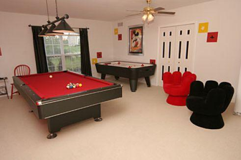 Room Decorating Ideas: Game Room Decorating Ideas