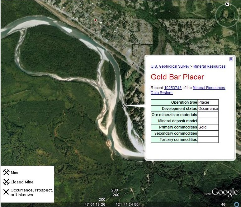 Gold Panning Locations Washington State: Gold Panning In Wisconsin