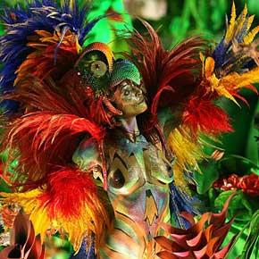 Sao Paulo se quita la corbata y se adueña del Carnaval de