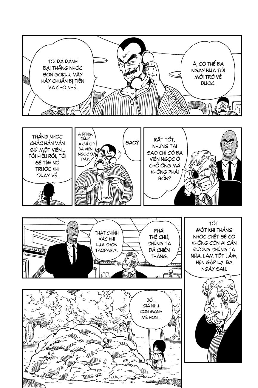 Dragon Ball chap 87 trang 6