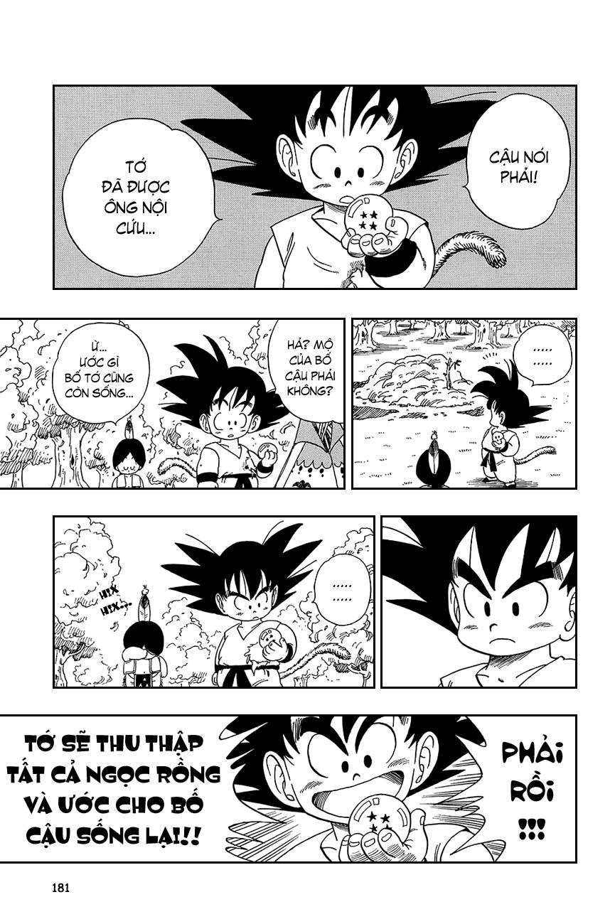 Dragon Ball chap 87 trang 8