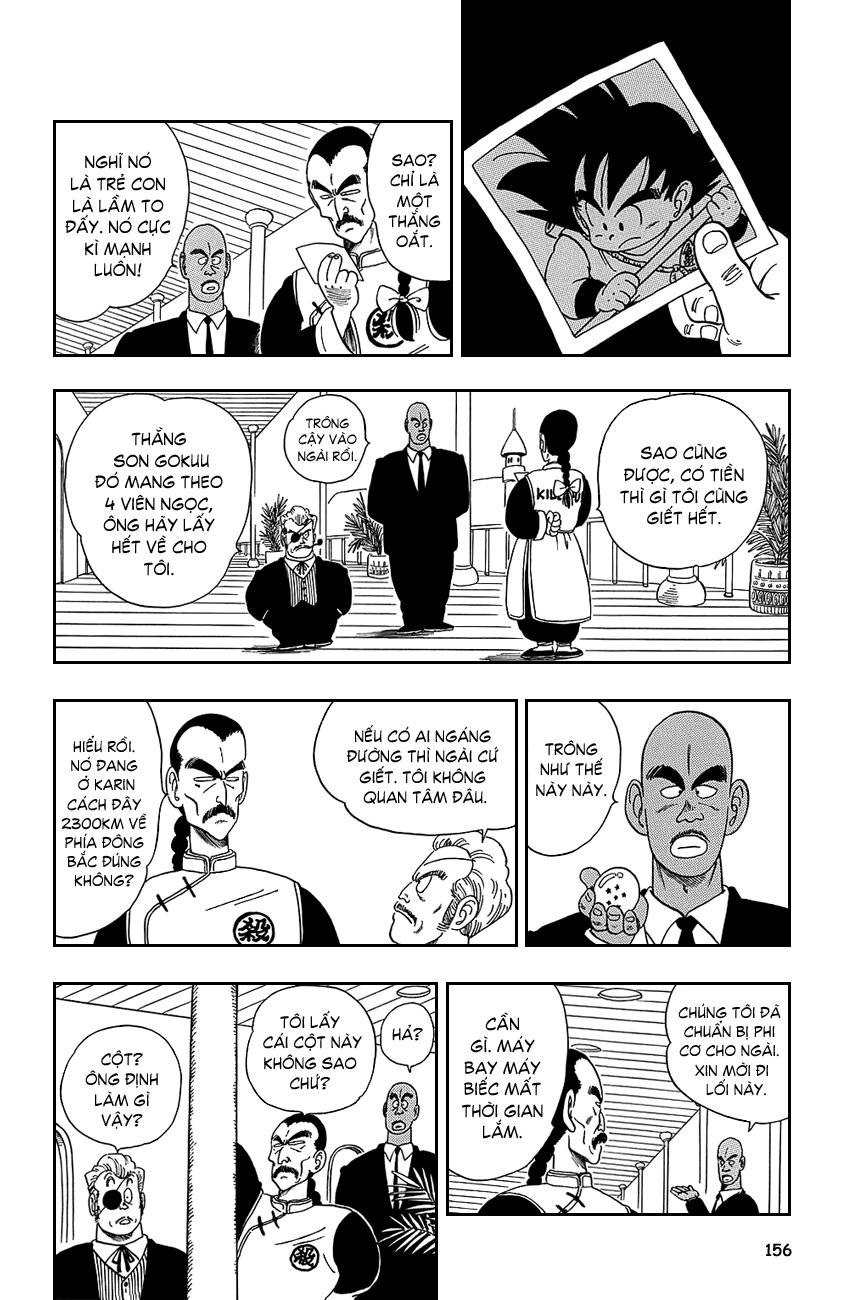 Dragon Ball chap 85 trang 11