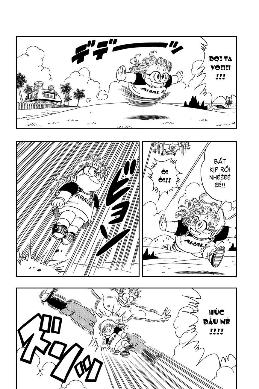 Dragon Ball chap 83 trang 9