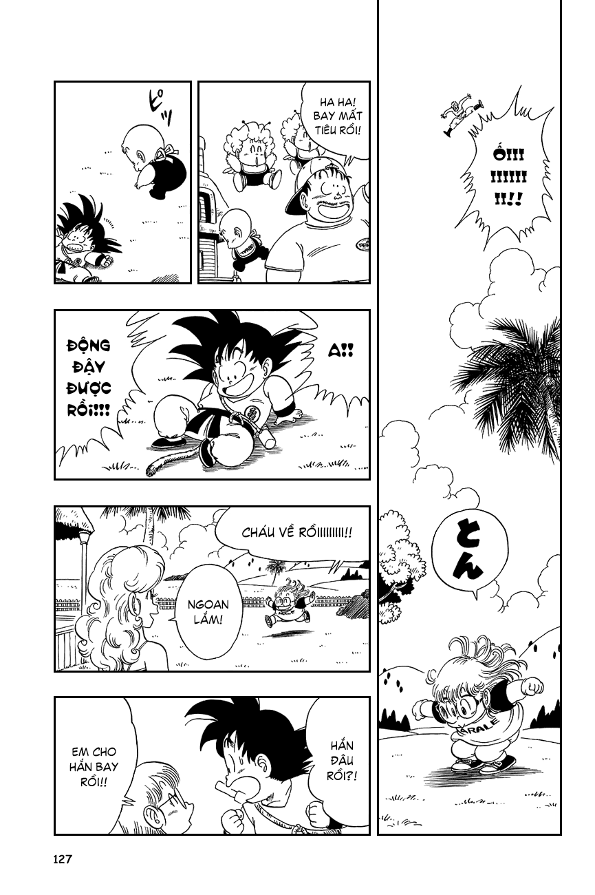 Dragon Ball chap 83 trang 10