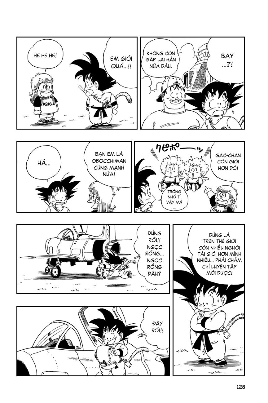 Dragon Ball chap 83 trang 11